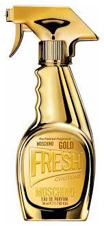 <b>Moschino</b> Gold <b>Fresh Couture</b> — женские духи, парфюмерная и ...