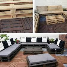 patio furniture from pallets. step 2 sand your furniture you do not need to be an expert at sanding simply the top layers of wood where cushions will rest as well patio from pallets r