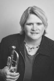 faculty stacy simpson is instructor of trumpet at bellarmine university she has been lead trumpet at derby dinner playhouse for twelve years and performs regularly