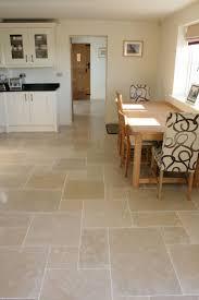 limestone tiles kitchen: dijon tumbled limestone floor tiles large pattern