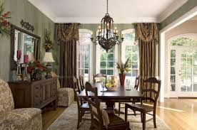 modern dining table teak classics: excellent dining room window treatment ideas adding beauty aspect vintage chandelier inside open dining space