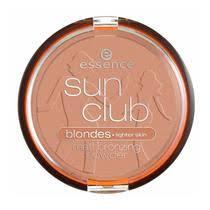 Пудра-бронзатор для лица <b>Essence Sun</b> club powder т.01 купить ...