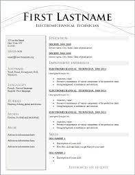 resume templates  more  resume templates  primer   printable resume examples imagifyco