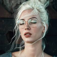 Round <b>Glasses Frame Woman Men</b> Glasses Retro Myopia Optical ...