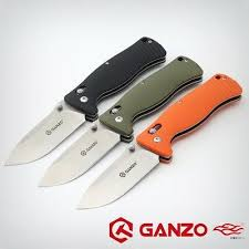<b>Ganzo Firebird</b> G720 <b>F720 Folding</b> Knife Axis Lock 440C Blade G10 ...