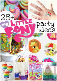 25+ DIY My <b>Little Pony Party</b> Ideas | <b>Girl</b> party | My <b>little pony party</b> ...