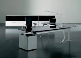 most seen gallery featured in 14 cool office desks black office table