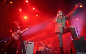 Check out <b>My Chemical Romance's</b> rescheduled US tour dates for ...