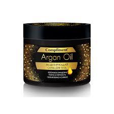 Compliment Argan Oil <b>Моделирующий скраб для тела</b> - Timex ...