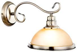 Настенный светильник <b>Globo</b> Lighting Sassari 6905-1W, 60 Вт ...
