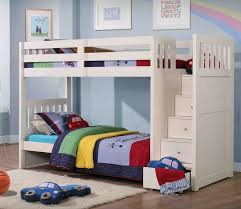 neutron childrens bunk bed with storage children bunk beds safety