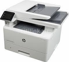Купить <b>МФУ</b> лазерный <b>HP LaserJet Pro</b> M428fdn, белый в ...