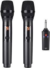 Kithouse K380S UHF Rechargeable Wireless ... - Amazon.com