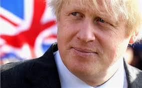 Risultati immagini per Boris Johnson