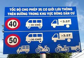 Kết quả hình ảnh cho biển báo giao thông