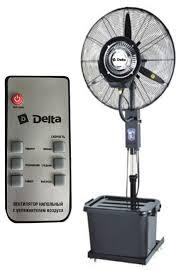 Напольный <b>вентилятор DELTA DL-024H-RC</b> — купить по ...