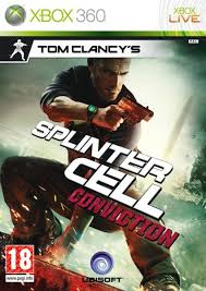 Splinter Cell Conviction RGH Xbox360 Español [Mega, Openload+]
