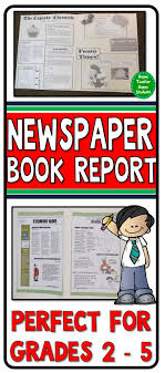 best images about book reports book report newspaper book report fiction non fiction book report newspaper