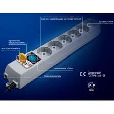 <b>Сетевой фильтр ZIS</b> Pilot-S 3м White в интернет-магазине ...