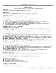cover letter sample resume objectives for nurses sample resume objectives in resume for nurses