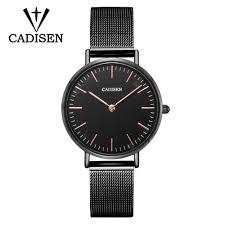<b>CADISEN</b> Fashion <b>Luxury Women</b> Quartz Watch Ultrathin <b>Ladies</b> ...