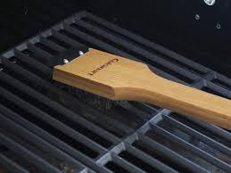 "Cuisinart® <b>18</b>"" Bamboo Cleaning <b>Grill Brush</b>"