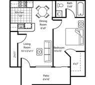 Impressive One Room House Plans   One Room House Floor Plans    Impressive One Room House Plans   One Room House Floor Plans
