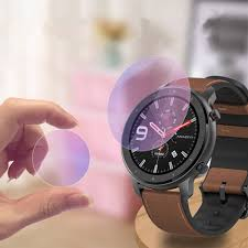 <b>Tempered Glass</b> Screen Protector Film for Amazfit GTR 42mm ...