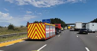 Live: <b>M1</b> northbound delays after air ambulance called to scene of ...