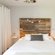 view in gallery pallet headboard bedroomeasy eye upcycled pallet furniture ideas