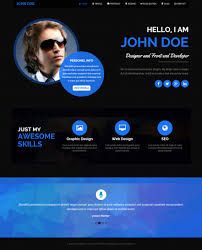 resume website examples berathen com resume website examples and get inspiration to create a good resume 7