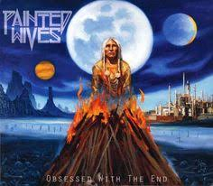 <b>Painted Wives</b> - <b>Obsessed</b> With The End   Lp vinyl, Cool things to ...
