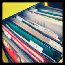 get your paper clutter organised Slow Your Home