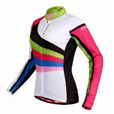 WOSAWE Womens Cycling Jersey Shirt Long ... - Amazon.com
