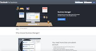 how to easily plan your facebook advertising facebook facebook business manager