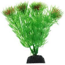 "<b>Растение для аквариума</b> Barbus ""Амбулия"", <b>пластиковое</b>, высота ..."