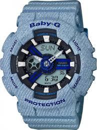 Женские <b>часы Casio BA</b>-<b>110DE</b>-<b>2A2</b> (Япония, кварцевый ...