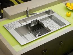 gallery modern kitchen sink
