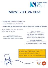 brecon mind job clubs monthly sessions dates new