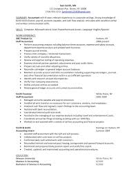resume sample for accountant senior accounting professional resume sample resume for accountant accounting clerk resume example sample resume for fresh graduate accounting in