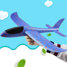 Buy <b>35cm Hand Launch Throwing</b> Glider Plans Inertia Foam Aircraft ...