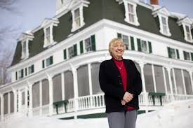 maine inn given to essay winner from the virgin islands the the departing innkeeper janice sage won the bed and breakfast 22 years ago in