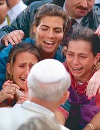 Image result for good guy pope francis world youth day