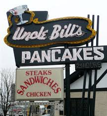 Image result for uncle bill's pancake house