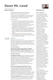 expeditingadministration manager resume samples fund administrator resume