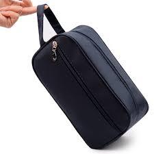 <b>New</b> Women and men Large <b>Waterproof Makeup bag</b> Nylon Travel ...