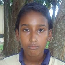 Salma Akter. Dob 29/11/2004, Class-2, Father: Abdul Samad, 35, Rickshaw Puller, Mother:Jorina Khatun,30, Maid - kids25
