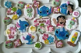 <b>Lilo</b> and Stitch <b>cookies</b> in 2019 | <b>Lilo</b>, stitch, Stitch cake, Birthday ...