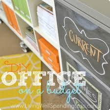 diy office space on a budget budget friendly home offices