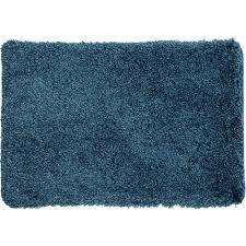 <b>Коврик</b> для <b>ванной</b> «Бонд» <b>60х90 см</b> цвет синий в Москве ...